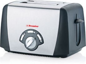 Premier PT-SB 800W Pop Up Toaster