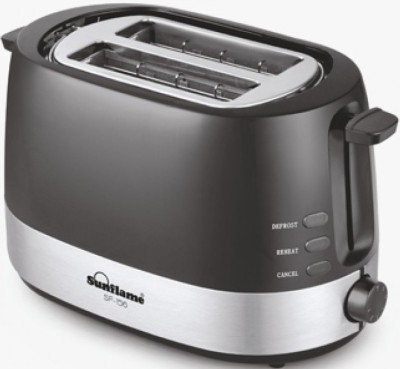 Sunflame SF-156 850 W Pop Up Toaster