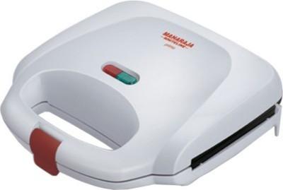 Maharaja Whiteline PRIMO SM-100 750 Pop Up Toaster(White)