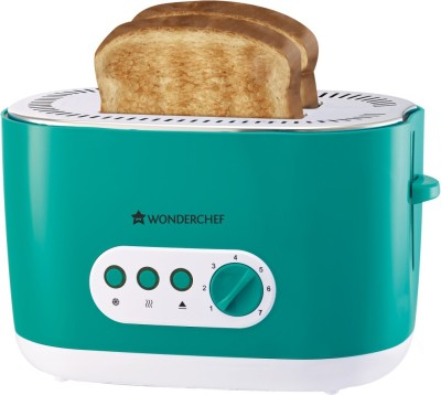 Wonderchef 63151721 780 W Pop Up Toaster(Green)