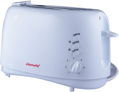 Butterfly AGS 019 750 W Pop Up Toaster