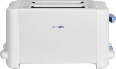 Philips HD4815/01 800 W Pop Up Toaster(White)