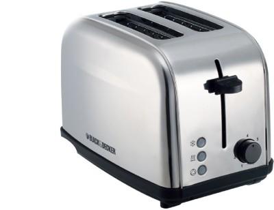Black & Decker ET222 1050 W Pop Up Toaster