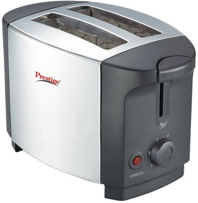 Prestige 41705 800 W Pop Up Toaster(White)