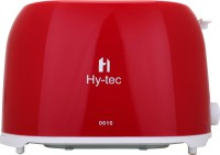 Hytec 604 750 W Pop Up Toaster(Red, White)