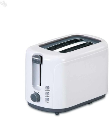 GLEN GL 3019 750 Pop Up Toaster(White)