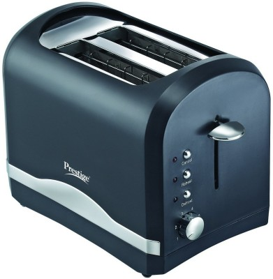 Prestige PPTPKB 800 W Pop Up Toaster(Black)