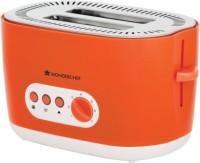 Wonderchef 63151722 780 W Pop Up Toaster(Orange)