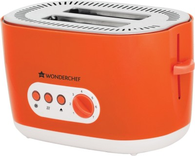 Wonderchef 63151722 780 W Pop Up Toaster(Orange)