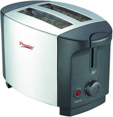 Prestige PPTSKS 800 W Pop Up Toaster(Black Grey)