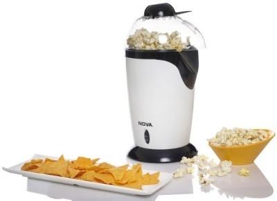 Nova Hot Air Popper NPM-3772 8.4 L Popcorn Maker