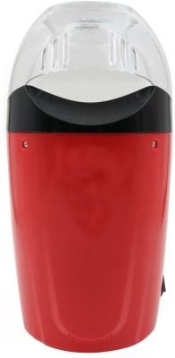 Shrih SH - 02468 Portable Oil Free 2 Minute 60 g Popcorn Maker(Red)