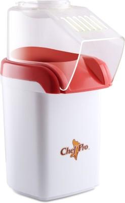 Chef Pro CPM-093 Premium Healthy Snack-Mate 1200w 70 g Popcorn Maker(White, Red) at flipkart
