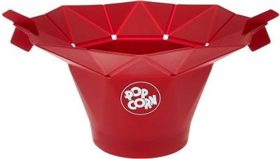 Shadow Fax Popcprn Maker Microwave Popcorn Maker 1 L Popcorn Maker(Red) at flipkart