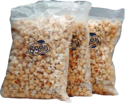 Biggles Indian Masala Bulk Pack Popcorn(990 g Pack of 3)