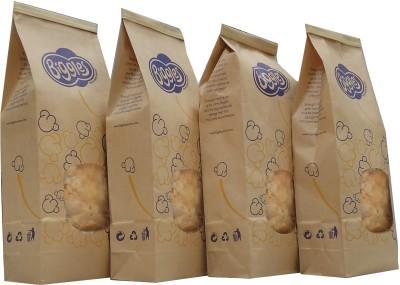 Biggles Indian Masala Large Pack Popcorn(280 g Pack of 4)