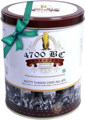 4700BC Popcorn Nutty Tuxedo Choc-all-ate Popcorn(300 g Pack of 1)