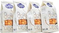 Biggles Indian Masala Medium Pack Popcorn(220 g Pack of 4)