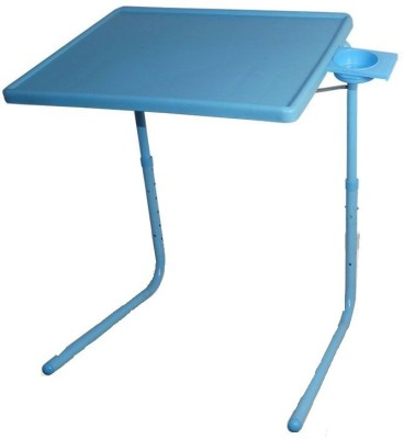 IBS ADJUSTABLE FOLDING KIDS MATE HOME OFFICE READING WRITING STUDY BLUE TABLEMATE WITH CUPHOLDER Plastic Portable Laptop Table