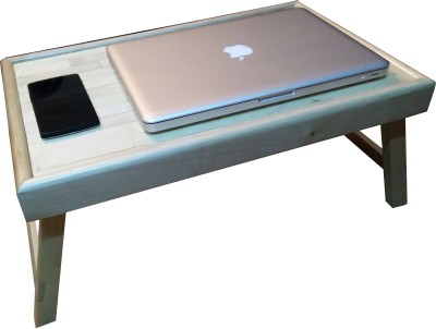 SLK Wood Products Maple Wood Solid Wood Portable Laptop Table