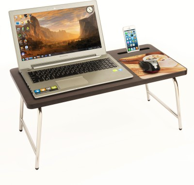 Riona Riodesk Ace Engineered Wood Portable Laptop Table