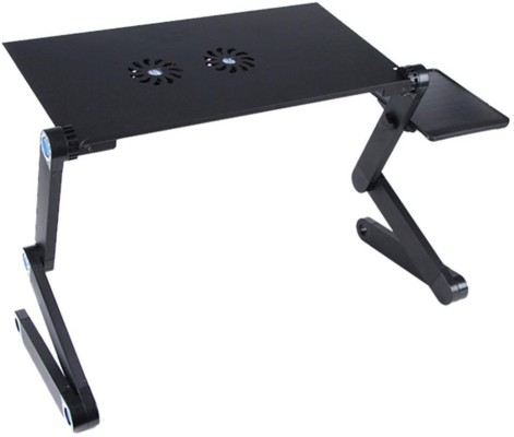 Kashti Kltt01 Metal Portable Laptop Table At Best Price In India Thefurnituremall