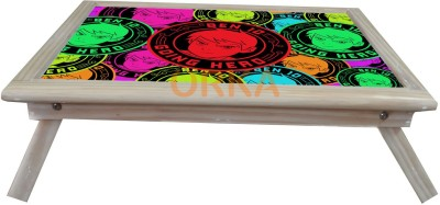 ORKA BEN 10 Solid Wood Portable Laptop Table