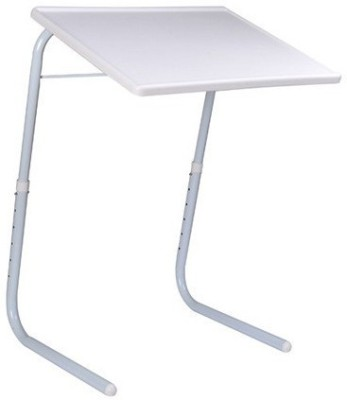 Table Mate ADJUSTABLE FOLDING KIDS HOME OFFICE READING WRITING STUDY WHITE NORMAL TABLEMATE Plastic Portable Laptop Table Finish Color   White  available at Flipkart for Rs.1004