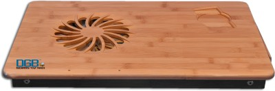 DGB Bamboo Portable Laptop Table