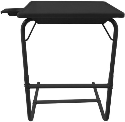 TABLE MATE PLATINUM DOUBLE FOOT REST ADJUSTABLE FOLDING KIDS HOME OFFICE READING WRITING STUDY BLACK TABLEMATE WITH CUPHOLDER Plastic Portable Laptop Table