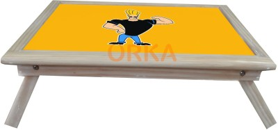 ORKA Johnny Bravo Solid Wood Portable Laptop Table