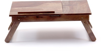 Induscraft Solid Wood Portable Laptop Table