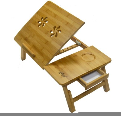 Eros GLPT-1 Bamboo Portable Laptop Table