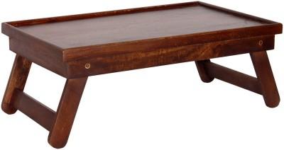 Shri Maharaj Solid Wood Portable Laptop Table