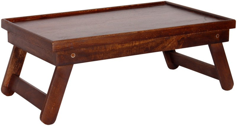 Shri Maharaj Solid Wood Portable Laptop Table