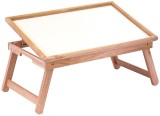 Evana Solid Wood Portable Laptop Table (...
