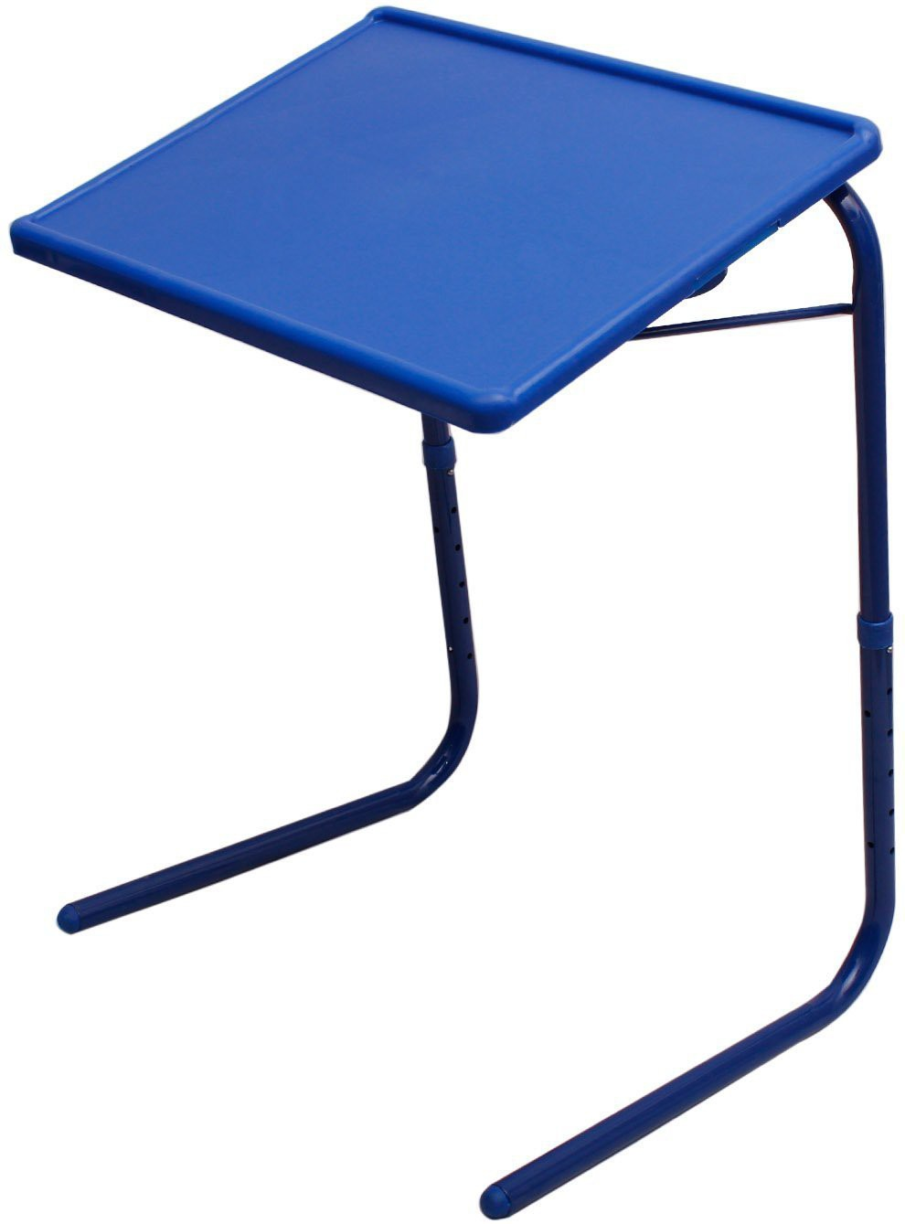 View Wudore Plastic Portable Laptop Table(Finish Color - Blue) Furniture (Wudore)