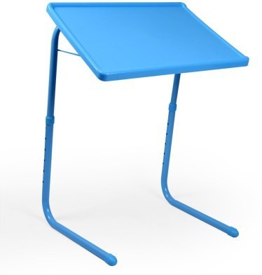 View Nrtrading Plastic Portable Laptop Table(Finish Color - Blue) Furniture (Nrtrading)