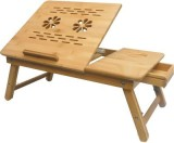SK Engineered Wood Portable Laptop Table...