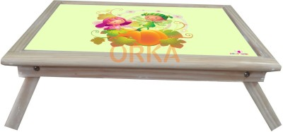 ORKA Colour Fairies Solid Wood Portable Laptop Table