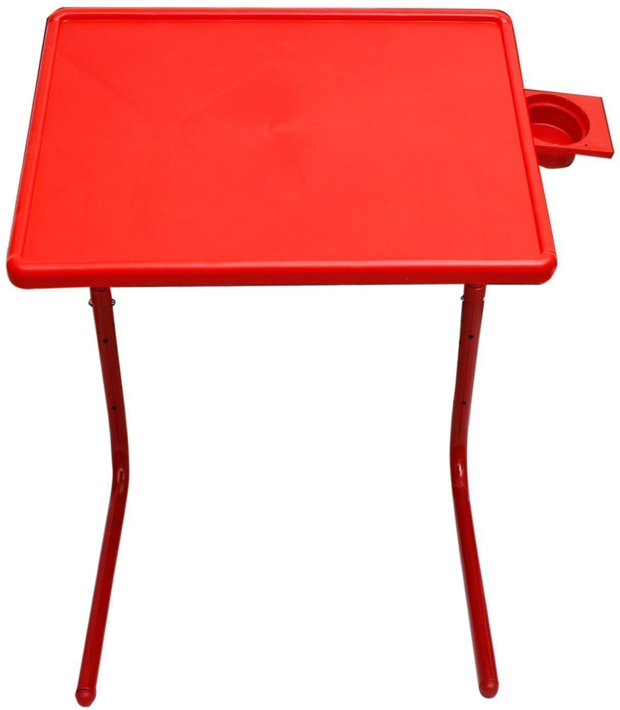 View Noorstore Plastic Portable Laptop Table(Finish Color - Red) Furniture (Noorstore)