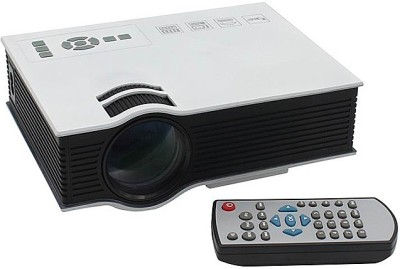 Teratonic UC40 800 lm LED Corded Portable Projector