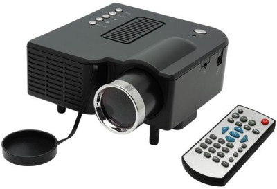 Zakk 48 lm LED Corded Portable Projector