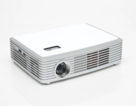PLAY PP006 6000 lm DLP Corded Portable Projector(White)