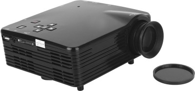 SVASTI Led Projector 120 lm LED Corded Portable Projector