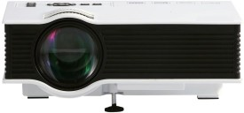VOX 800 lm LED Corded Portable Projector