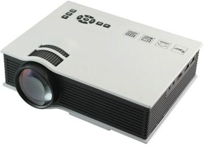 Zakk 800 lm LED Corded Portable Projector