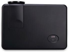 samyu 800 lm LED Corded Portable Projector(Black)