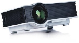 PLAY PP 04 1800 lm LED Corded Portable Projector(White)