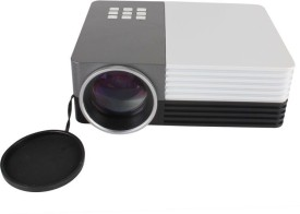 Speed 150 lm LCD Corded Portable Projector